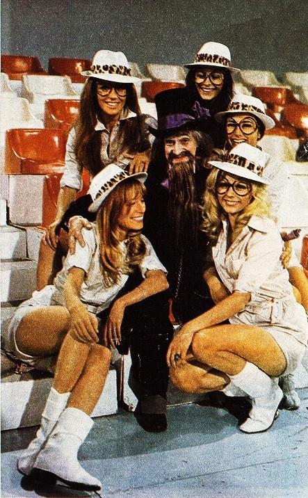 «Un, dos, tres... responda otra vez» - 1972